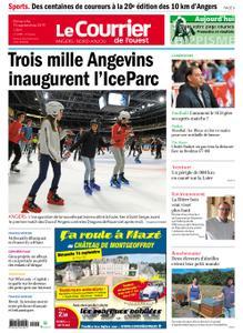 Le Courrier de l'Ouest Nord Anjou – 15 septembre 2019