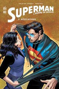 Superman l homme de demain T02