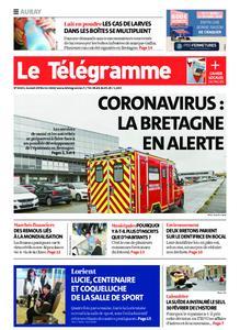 Le Télégramme Auray – 29 février 2020