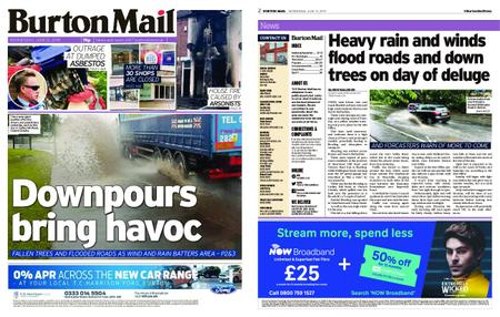 Burton Mail – June 12, 2019