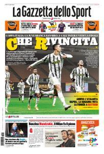 La Gazzetta dello Sport – 03 febbraio 2021