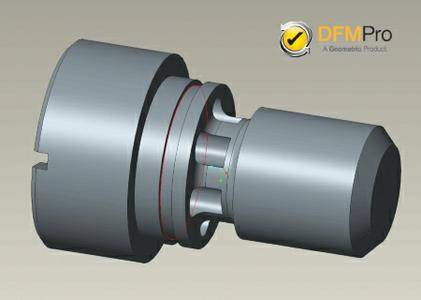 Geometric DFMPro 4.1 for SolidWorks