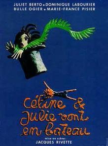 Céline et Julie vont en bateau: Phantom Ladies Over Paris / Celine and Julie Go Boating (1974)