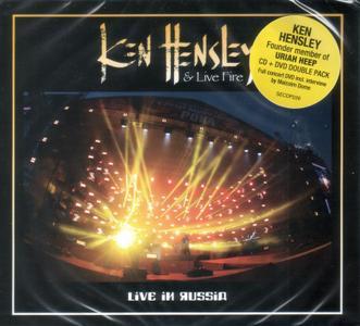 Ken Hensley & Live Fire - Live In Russia (2019)