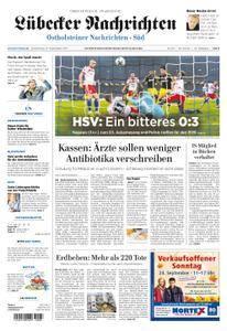 Lübecker Nachrichten Ostholstein Süd - 21. September 2017