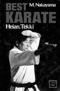 Best Karate Book 5: Heian, Tekki (Repost)