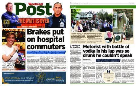 Nottingham Post – August 03, 2019