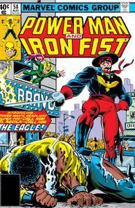 Bronze Age Baby -Power Man  Iron Fist 058 1979 Digital