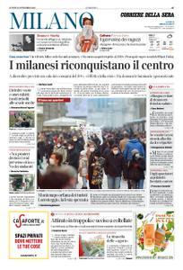 Corriere della Sera Milano – 30 novembre 2020