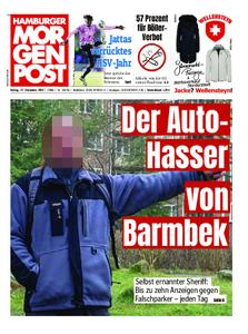 Hamburger Morgenpost – 27. Dezember 2019