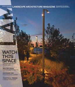Landscape Architecture Magazine USA - December 2020