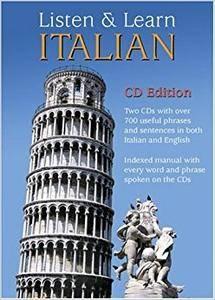 Listen & Learn Italian (CD Edition) (Repost)
