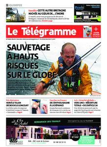 Le Télégramme Quimper – 01 décembre 2020