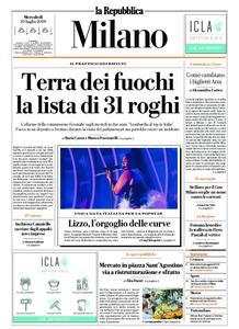la Repubblica Milano – 10 luglio 2019