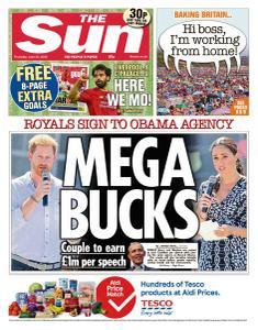 The Sun UK - 25 June 2020