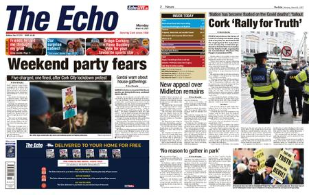 Evening Echo – March 08, 2021
