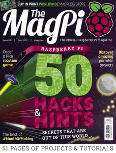 The MagPi - May 2021