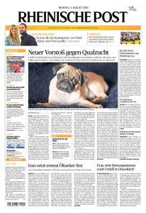 Rheinische Post – 05. August 2019