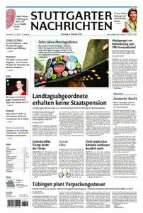 Stuttgarter Nachrichten Fellbach und Rems-Murr-Kreis - 08. Oktober 2019