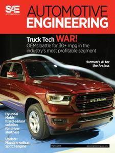 Automotive Engineering - March 2018