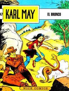 Karl May Wick 47 - El Bronco
