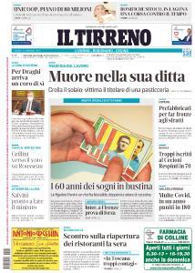 Il Tirreno Livorno - 6 Febbraio 2021