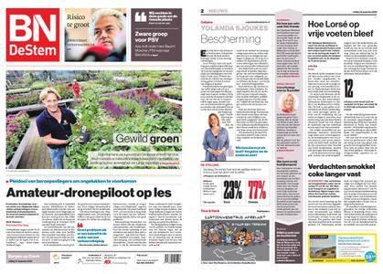 BN DeStem - Bergen op Zoom – 31 augustus 2018