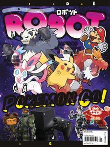 Robot – augusti 2020