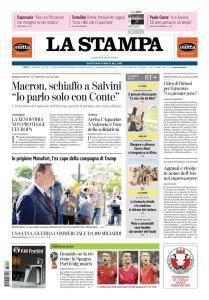 La Stampa Imperia e Sanremo - 16 Giugno 2018