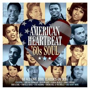 VA - American Heartbeat 60s Soul (2019) FLAC