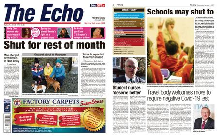 Evening Echo – January 06, 2021