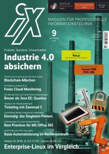 iX Magazin - September 2019
