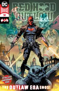 Red Hood-Outlaw 050 2020 Digital Zone