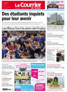 Le Courrier de l'Ouest Angers – 06 août 2021