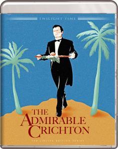 The Admirable Crichton (1957) Paradise Lagoon