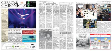 Gibraltar Chronicle – 30 November 2018