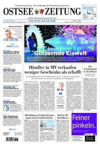 Ostsee Zeitung Wolgast - 22. Dezember 2018