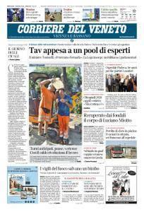 Corriere del Veneto Vicenza e Bassano - 1 Agosto 2018