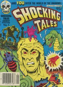 Shocking Tales Digest Magazine 001 (Harvey 1981-10)