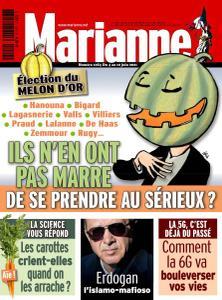Marianne - 4 Juin 2021