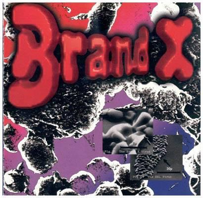 Brand X - Manifest Destiny (1997)