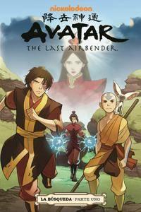 Avatar, The last Airbender - La Búsqueda (The Search) Tomos 1-3 (Completo)