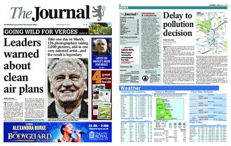 The Journal – July 13, 2019