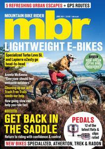 Mountain Bike Rider - June 2021