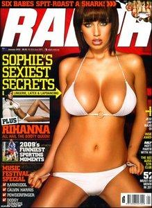 Sophie, Rihanna, Estelle, Serina & Emily - Ralph Magazine (January 2010)