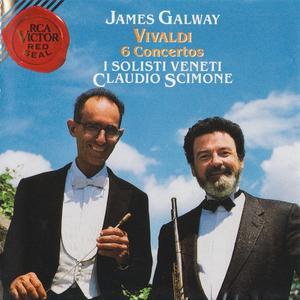 James Galway – Vivaldi: 6 Concerti, Op. 10 (1989) (Repost)