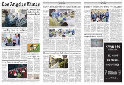Los Angeles Times – July 28, 2020