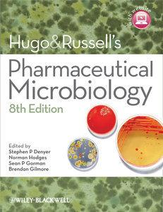 Hugo and Russell's Pharmaceutical Microbiology, 8th Edition (repost)