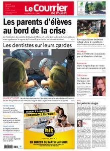 Le Courrier de l'Ouest Cholet – 28 mars 2020