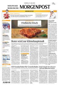 Solinger Morgenpost – 17. Juni 2019